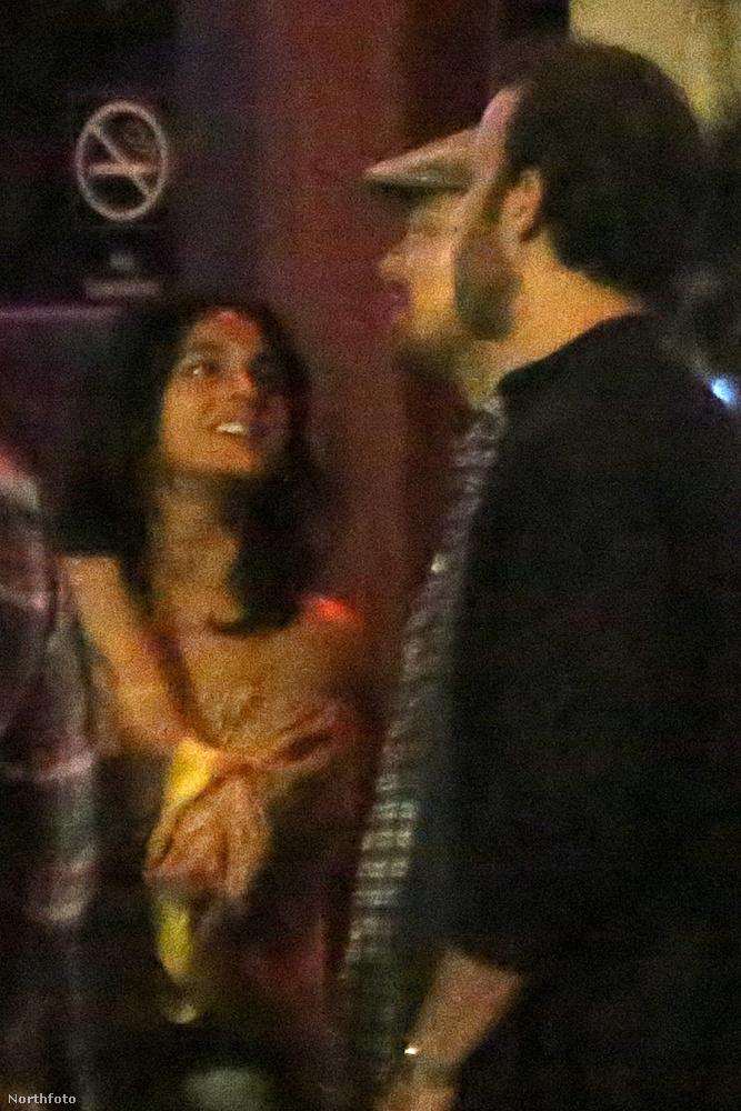 Mindenesetre a hölgy nagyon lelkesnek tűnt, bármi is volt a téma.Lehet, hogy DiCaprio írhatna egy randizási kézikönyvet.Ezzel búcsúzunk.Viszlát!