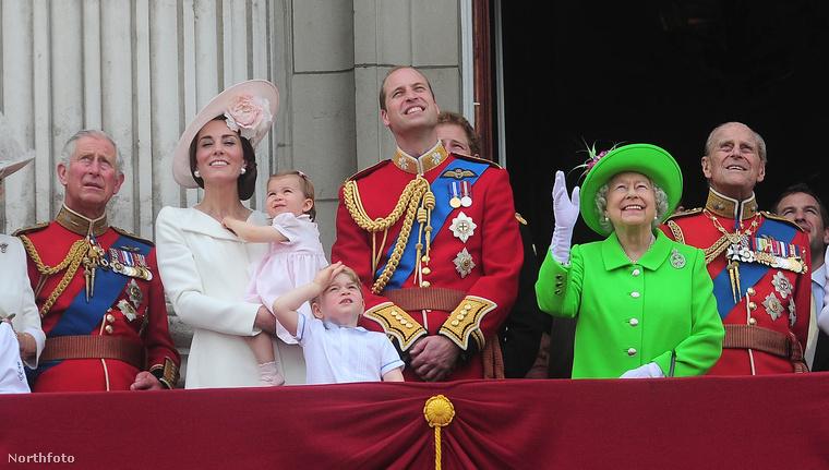 Köszönjük a figyelmet, örülünk, hogy segíthettünk felzárkózni a brit királyi család szóhasználatának etikettjéből.Viszlát!