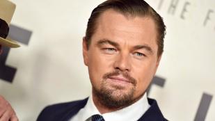 Leonardo DiCaprio épphogy csak elhagyta modell kedvesét, máris csajozik