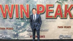 Laura Palmer is ott volt a Twin Peaks premierjén