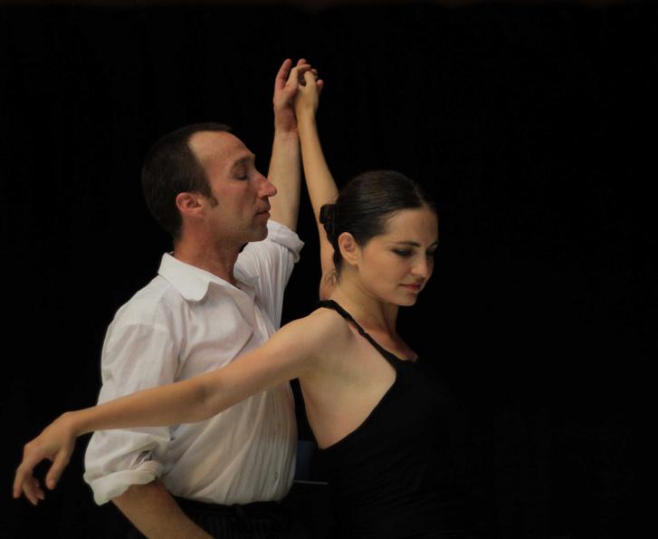 Marozsán Erika, Vati Tamás - Bál, avagy a táncos mulatság - Bozsik Yvette Társulat