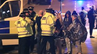 Manchesteri robbantás: őrizetbe vettek egy 23 éves férfit