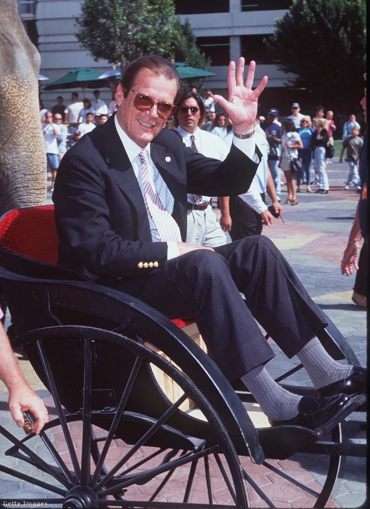 1993-ban diagnosztizáltak nála prosztatarákot