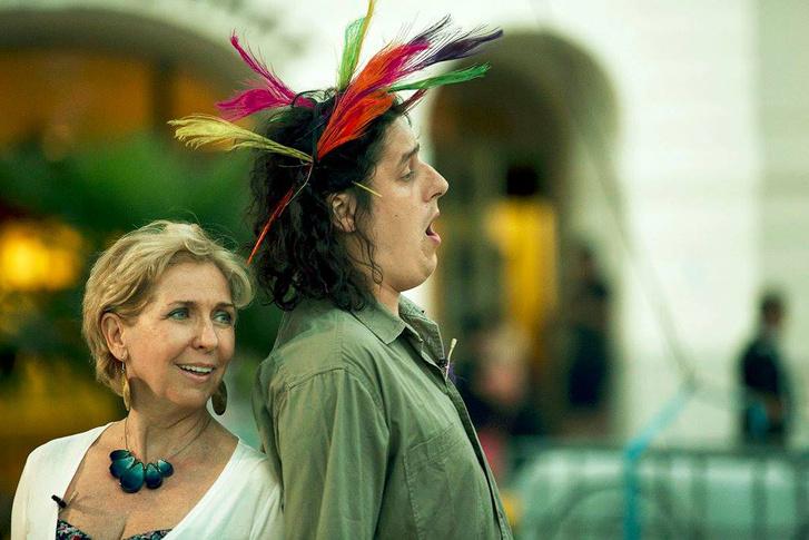 Kertesi Ingrid és Szűcs Attila a tavalyi Varázsfuvolában Balatonfüreden