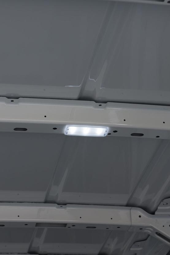 A ledes lámpák jó elképzelés, csak a színhőmérsékleten állíthatnának