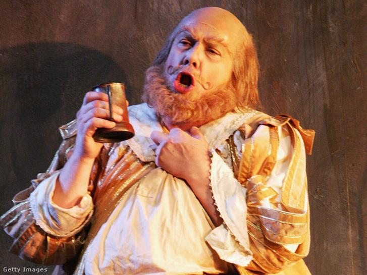 Stephen Richardson Falstaff szerepében (Sydney-i Operaház, 2006)