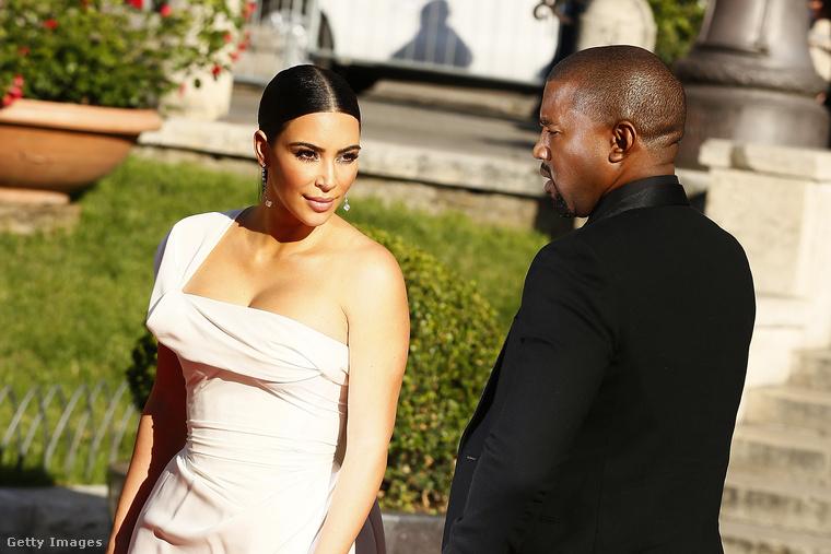 Bizony, már három éve, hogy Kim Kardashian és Kanye West összeházasodtak.