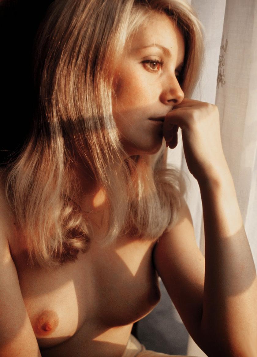 Catherine Deneuve 1965-ben így hódított a Playboyban.