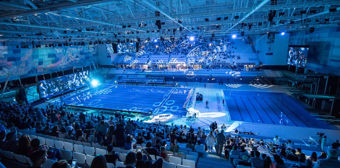Index - Sport - A Duna Aréna főpróbája ennél nem is sikerülhetett ... 58b8950271