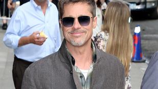 Brad Pitt bevallotta, hogy néhány dologra képtelen