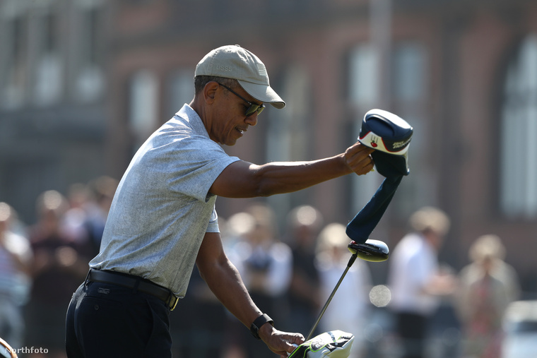 Fontos a precíz felkészülés, utána jöhet csak a Tiger Woods-ot is megszégyenítő, obamásan elegáns
