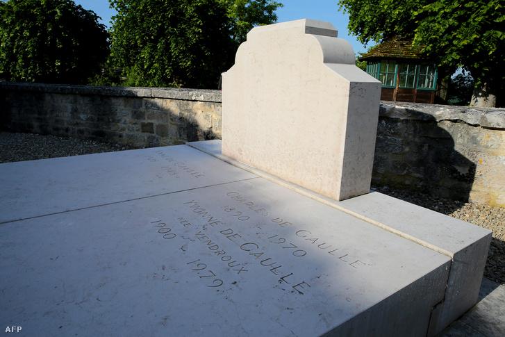 De Gaulle sírja