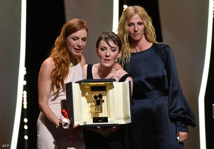 Laetitia Dosch és Leonor Serraillea Caméra d'Or-díjjal