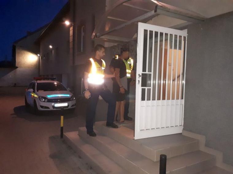 A rendőrök még aznap elfogták a fiút