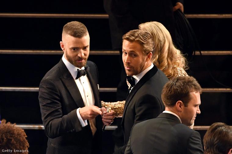 Az egyik legismertebb tinisztár, Justin Timberlake és a nemrég Budapesten forgató Ryan Gosling egy gyerekműsorban, a Mickey Mouse Clubban ismerkedett meg egymással, ahol egyből életre szóló barátságot kötöttek