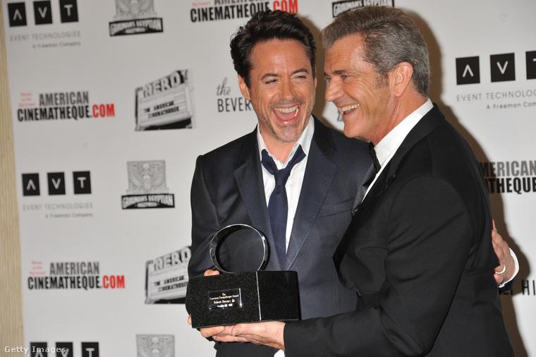 Mindketten kisegítették a másikat a zűrös, botrányos időszakban: Downey Jr
