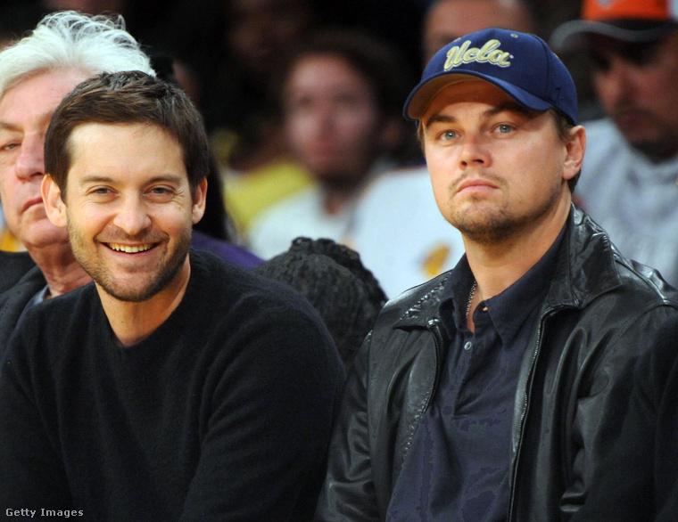 Leonardo DiCaprio és Tobey Maguire 1993-ban találkoztak először egy meghallgatáson, ahol még mindketten csak ismerkedtek a színészettel