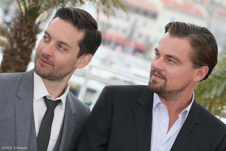 A két srácnak örök barátsága az Ez a fiúk sorsa című film forgatásán kezdődött - ebben a filmben mindketten szerepet kaptak