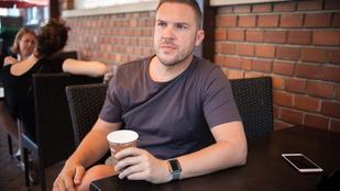 Kasza Tibor: fizetem én ennek a túlhajszolt, túlstresszelt életmódnak az árát