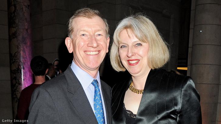 Philip John May és Theresa May