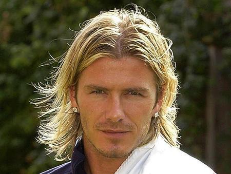 David Beckham, 2003