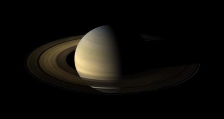 Cassini-Saturn