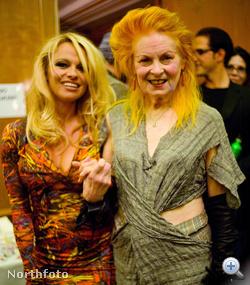 Vivienne Westwood és Pamela Anderson - annyira jóban vannak újabban!