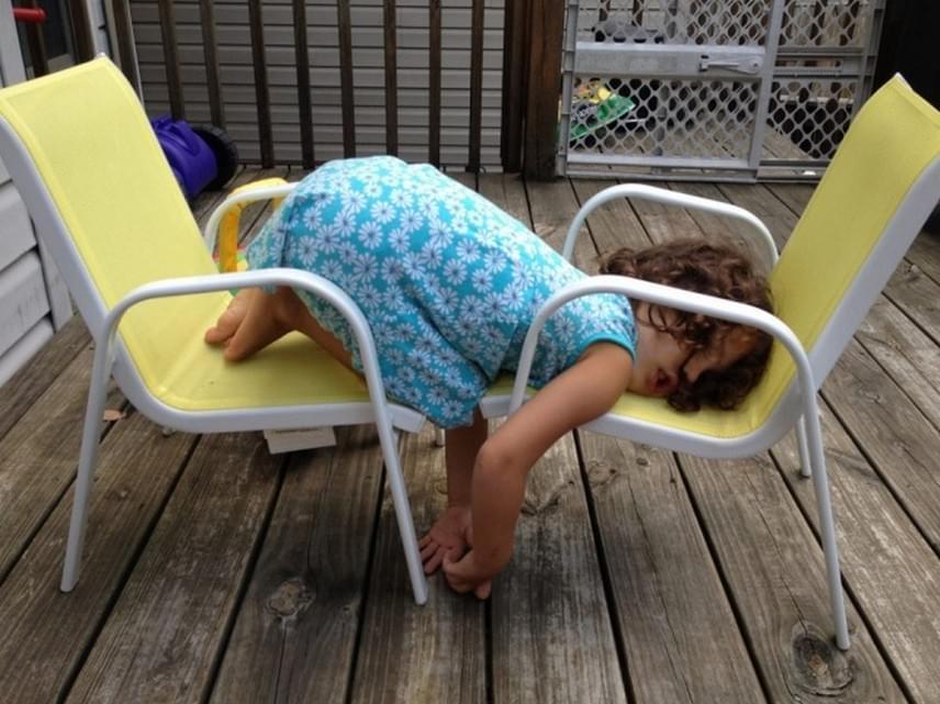 Egészséges-e a földön alvás?