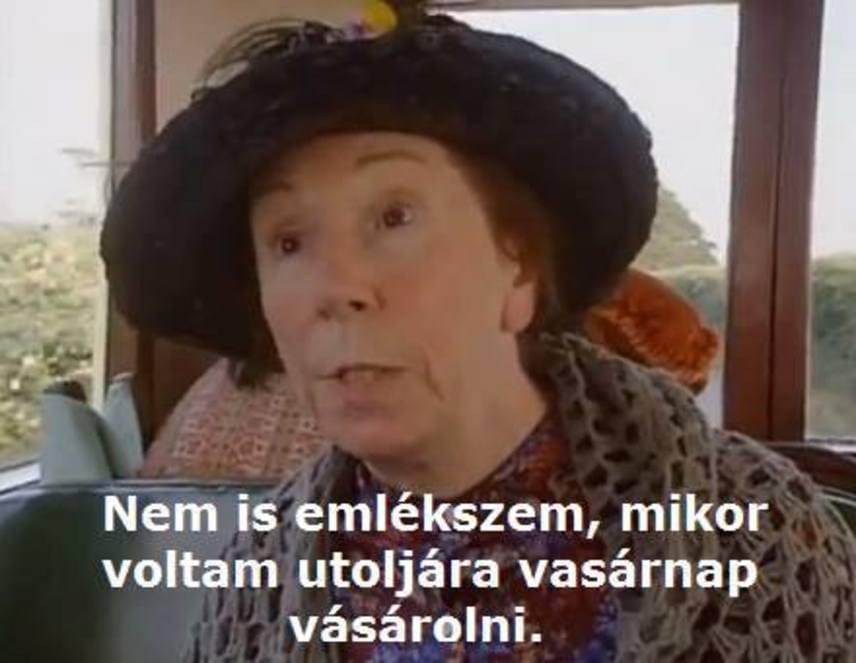 Mabel a Csengetett, Mylord?-ból.