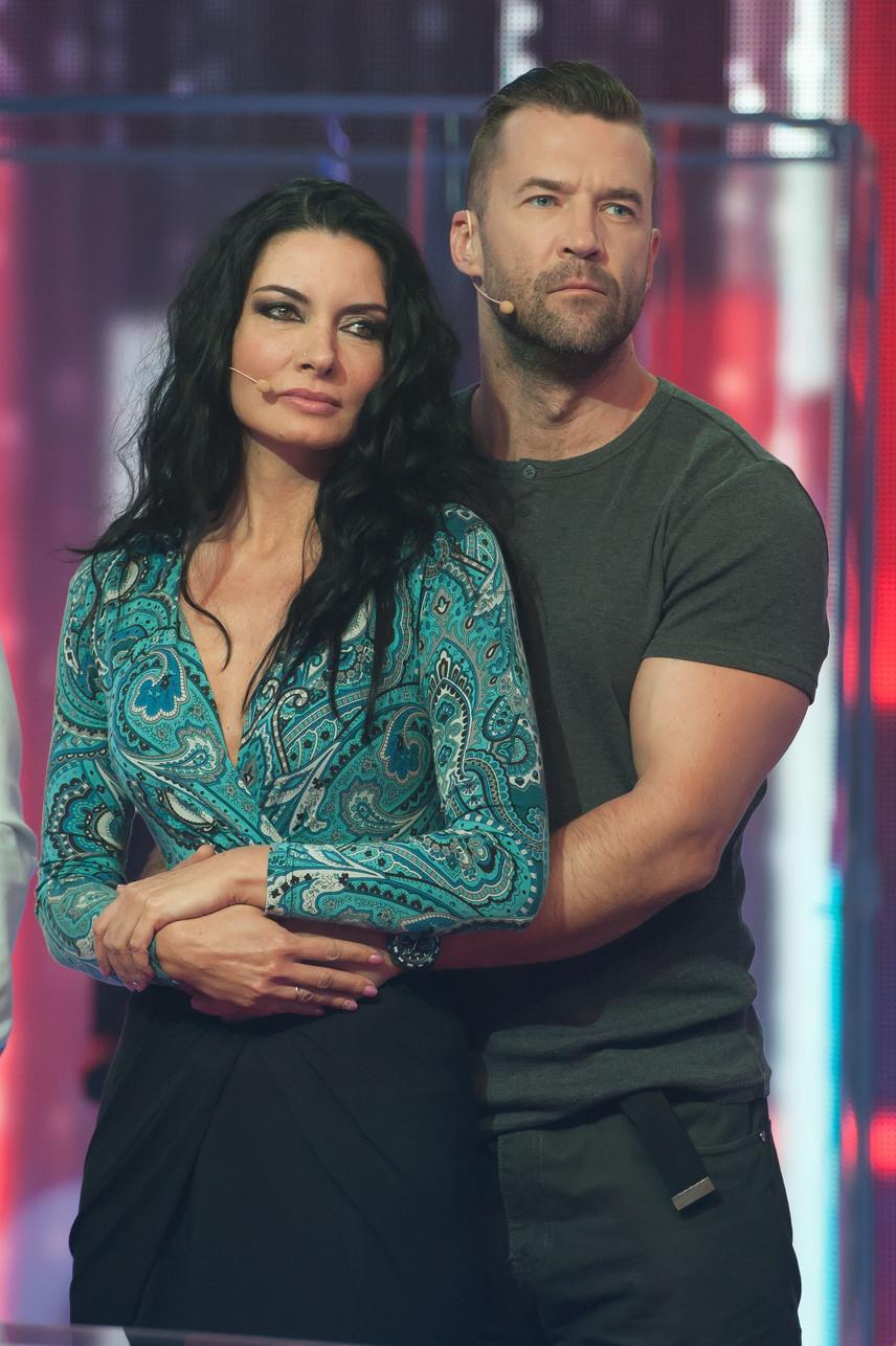 Gregor Bernadett és Szarvas Attila is versenybe szállt a TV2 Drágám, add az életed! című szórakoztató vetélkedőjében.