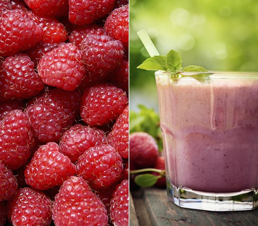 A nyár elején érő málna a maga 29 kalóriájával és magas rosttartalmával gyakorlatilag negatív kalóriás ételnek számít. Készíts belőle málnás turmixot tejjel vagy szójatejjel reggelire, főzz belőle egészséges, cukormentes gyümölcslevest ebédre, vagy fogyaszd magában a köztes étkezések során, és a fogyókúrád máris egy hatékony étellel lett gazdagabb!