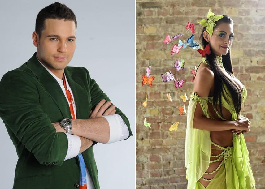Müller Attila műsorvezető elvette szépséges barátnőjét, Larion Zoét. Az ifjú pár a VIASAT3 Négy esküvő című műsorának kamerái előtt kelt egybe. Nézd meg, milyen szexi volt a menyasszony »