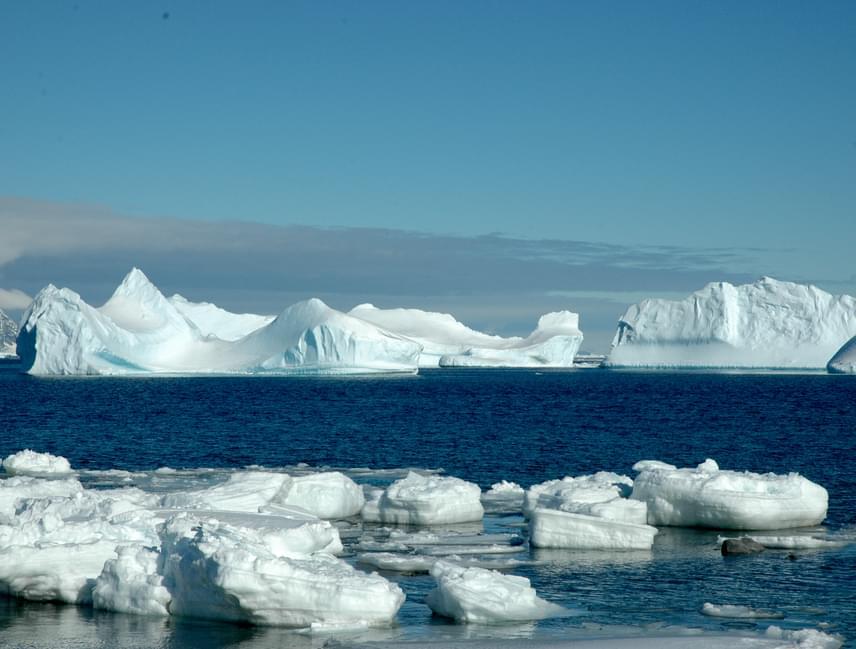Az Antarktiszi-félszigeten egy lassan ereszkedő frekvenciájú hangot észleltek a csendes-óceáni hidrofon berendezések 1997. május 19-én. A hét percen át hallható zajnak a Lassíts! nevet adták, és még szerencse, hogy rögzítették, hiszen azóta sem sikerült befogni. Kattints ide, és hallgasd meg az ismeretlen eredetű zajt!