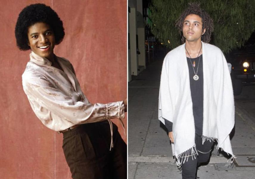 Donte sokban hasonlít állítólagos apjára, azonban a mai napig nem derült ki, hogy ő valóban Michael Jackson fia, vagy sem.