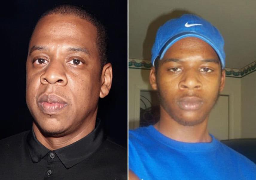 Tavaly robbant a bomba, miszerint Jay-Z még a '90-es években összeszűrte a levet egy tinédzserkorú lánnyal, ebből a futó kalandból születhetett meg a most 21 éves Rymir Satterhwaite, aki nemcsak külsőleg hasonlít a rapperre, de ugyanolyan tehetséges zenész is, mint ő. Jay-Z azonban nem volt hajlandó alávetni magát az apasági tesztnek, és tagadta, hogy bármi köze lenne a fiúhoz.