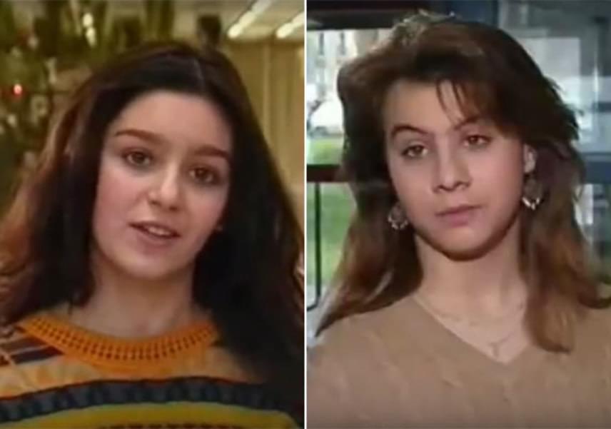 Somlai Edina a '80-as évek végén a Szomszédokban Mágenheim Julcsi egyik barátnőjét, Zimonyi Pannit formálta meg - ebben a videóban meg is nézheted.