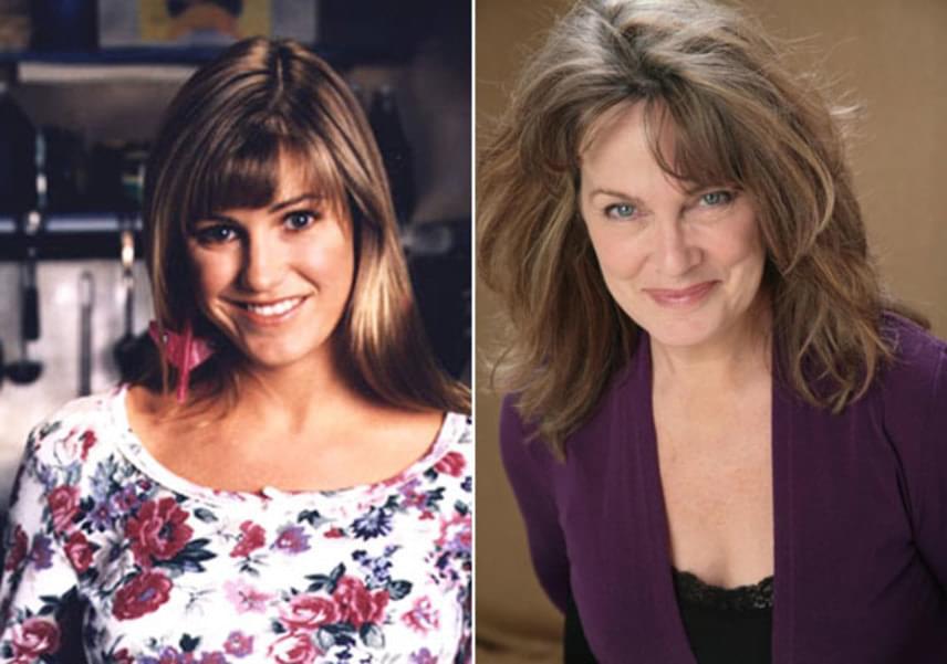 Cynthia Geary formálta meg a butuska Shelly Tambo-t, akinek népszerűsége a siker után rohamosan csökkenni kezdett és csupán B kategóriás filmekben kapott szerepeket. Az 51 éves színésznő egyébként a mai napig remekül néz ki, férjnél van és két gyermek édesanyja.