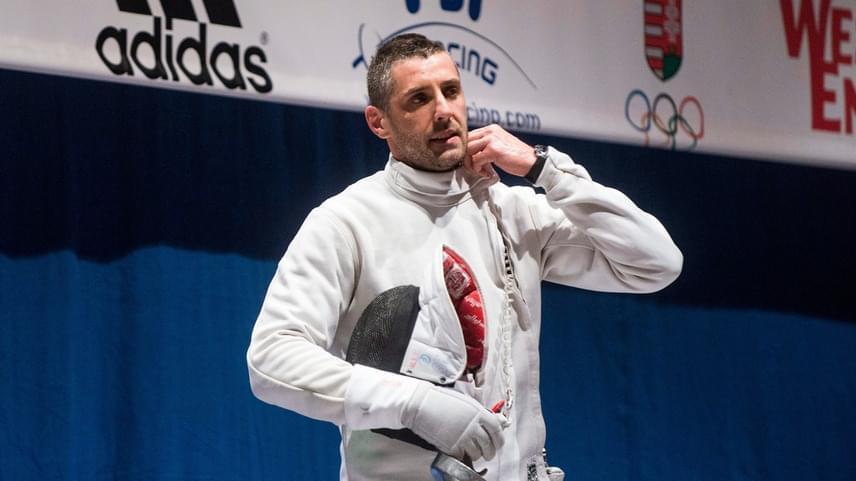 Boczkó Gáborért párbajtőr-megmérettetésén szurkolhatunk. Az 1977-es születésű sportoló olimpiai ezüstérmes illetve világ- és Európa-bajnok sportágában.