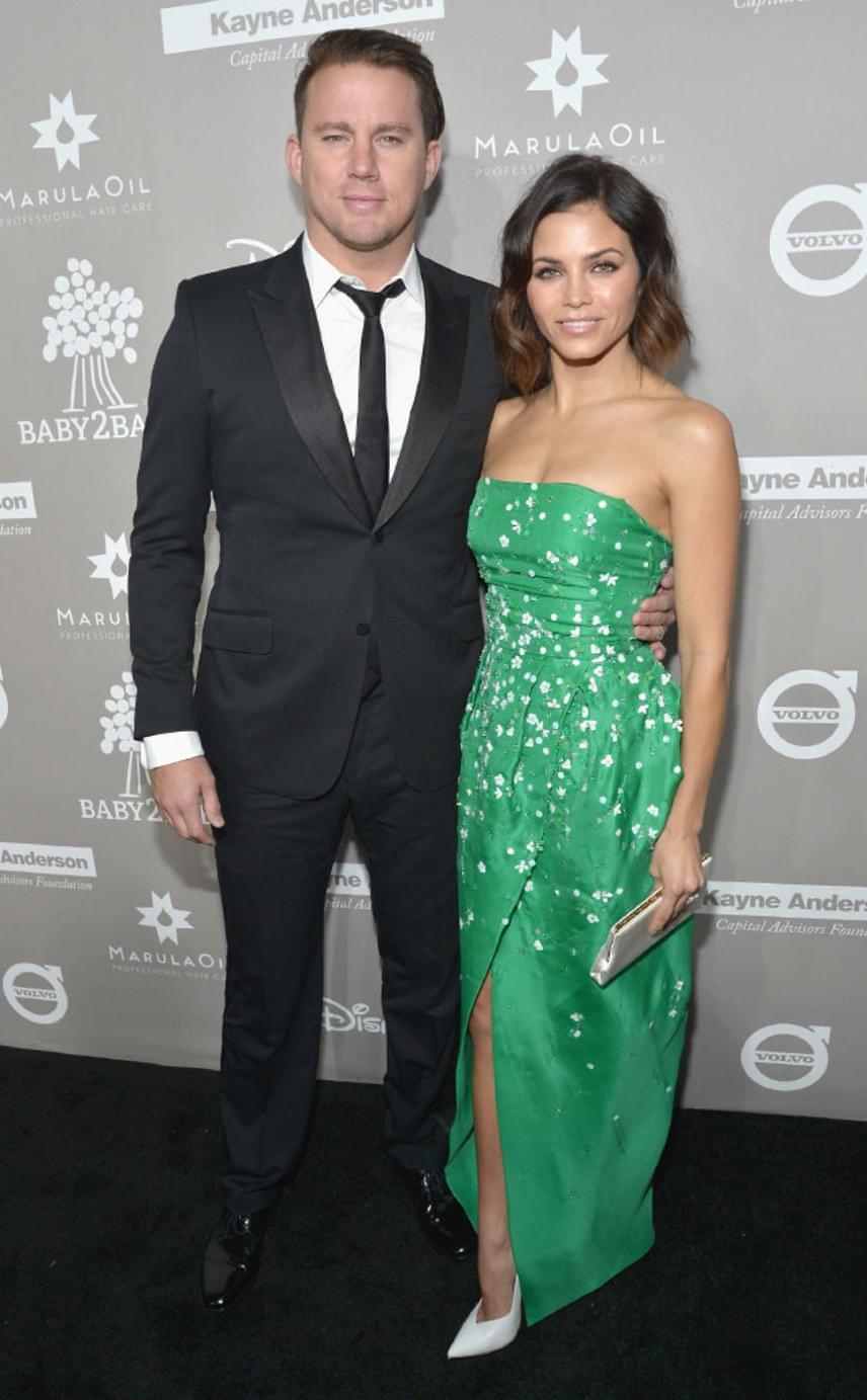 Jenna Dewan és Channing Tatum 2006-ban, a Step Up forgatásán találkoztak először, és szinte azonnal egymásba szerettek. A szexi színész 2009-ben vezette oltár elé kedvesét, kislányuk, Everly 2013-ban született.