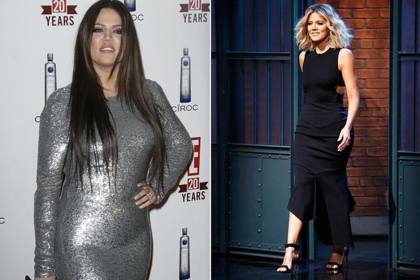 Khloé Kardashian sokáig halogatta a dolgot, azonban végül úgy döntött, beadja a válókeresetet. Lamar Odommal való viszonya teljesen felőrölte, majdnem 20 kilótól szabadult meg.