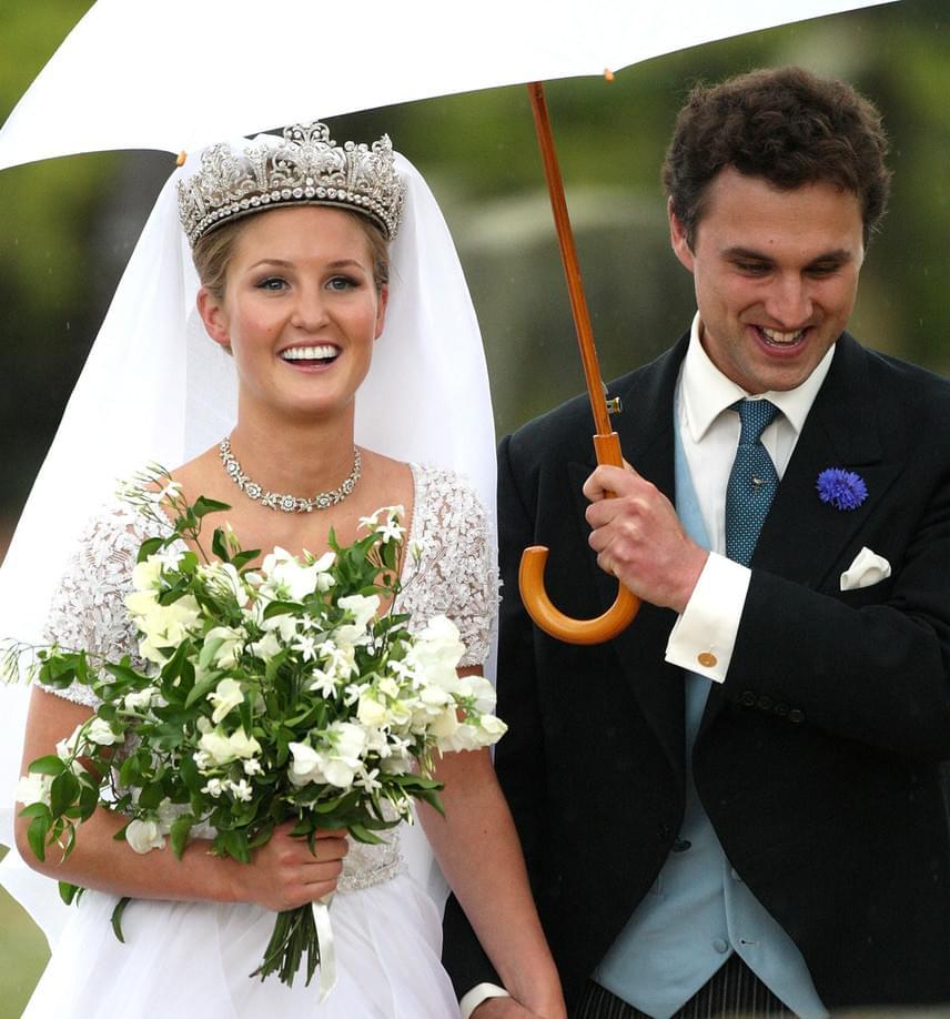 Katalin és Vilmos kislányának, Charlotte hercegnőnek a keresztszülei, Thomas van Straubenzee és Lady Melissa Percy három év házasság után váltak el 2016-ban. Összeférhetetlenségre és kibékíthetetlen ellentétekre hivatkozva adták be a papírokat.