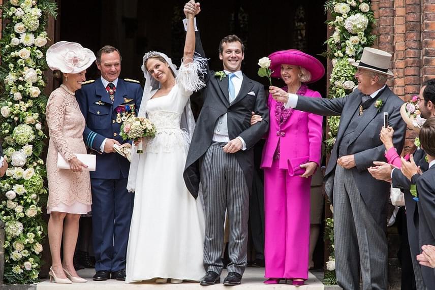 Beloeil olyan bájos, hogy a helyiek csak úgy nevezik: Belgium Versailles-a. Nem csoda, hogy a hercegnő ezt választotta esküvője helyszínéül.