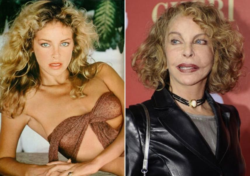 A Vogue-tól kezdve a Playboyig nem volt olyan ismert magazin, amelynek a címlapján legalább egyszer ne szerepelt volna. A '80-as években az egyik legkeresettebb modellnek számított, számtalan fotósorozat készült róla.