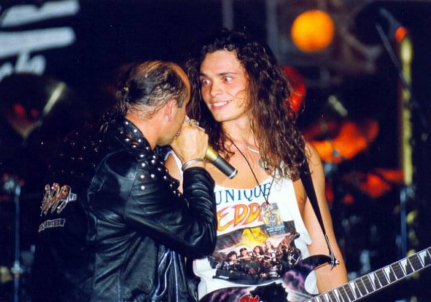 Az Edda egykori szólógitárosa, Kun Péter csupán 25 éves volt, amikor 1993-ban motorbaleset következtében elhunyt. Saját tragédiája előtt négy évvel is szerencsétlenség érte: megcsúszott a gépkocsijával, barátnője kirepült az ablakon, és kéthetes kóma után meghalt.