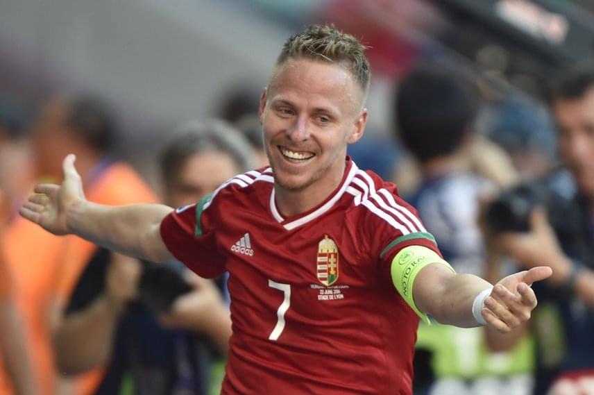 Dzsudzsák Balázs kétszer talált be a portugál kapuba. Az Eb addigi legjobb meccsét játszották, és hiába lett döntetlen, győzelemmel ért fel, hiszen a csoport elején végeztünk.