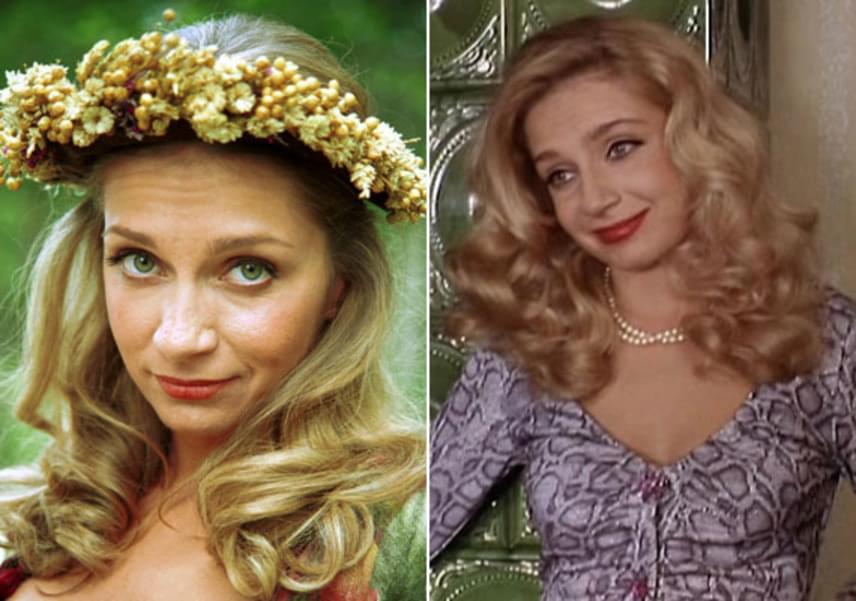 Nagy Natália mintha semmit sem változott volna 20 év alatt. A színésznőnek - aki három könyvet is írt - 2004-ben született egy kislánya, Hanna. Annak idején Galla Miklós ismerte fel a tehetségét: 1988-tól1997-ig a L'art pour l'art társulattal lépett fel.