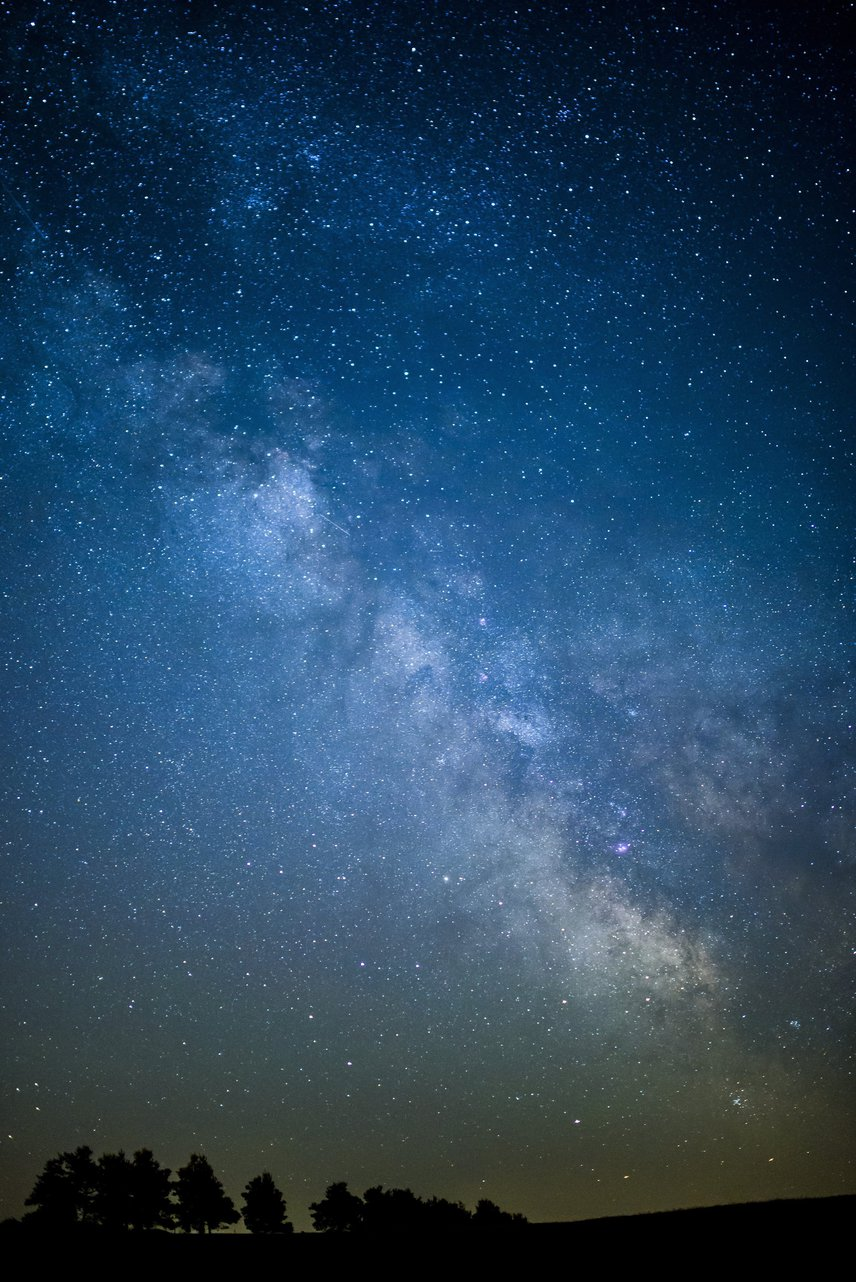 A Tejút egy spirálgalaxis, amit belülről láthatunk, legalábbis egy részét.