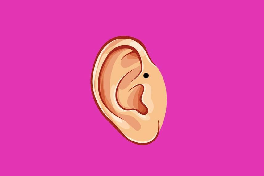 Fül                         Itt van az egyik legingerképesebb szexuális pont. Ha a szexuális energiáidat stressz vagy gátlásosság blokkolja, egy-két percig folyamatosan nyomni kell a fül akupresszúrás pontját. Ezt az arcod felé eső belső porckorongon találod, egyujjnyira a fül legmagasabb pontjától. Ha a hatás eléri a nemi szerveket, gördülékenyebb és intenzívebb lesz az orgazmusod.