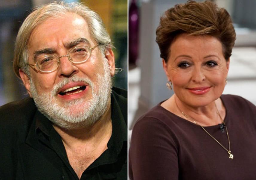 Verebes István harmadik felesége Kánya Kata műsorvezető-színésznő volt. Házasságuk csupán pár évig, 1988-tól 1992-ig tartott.