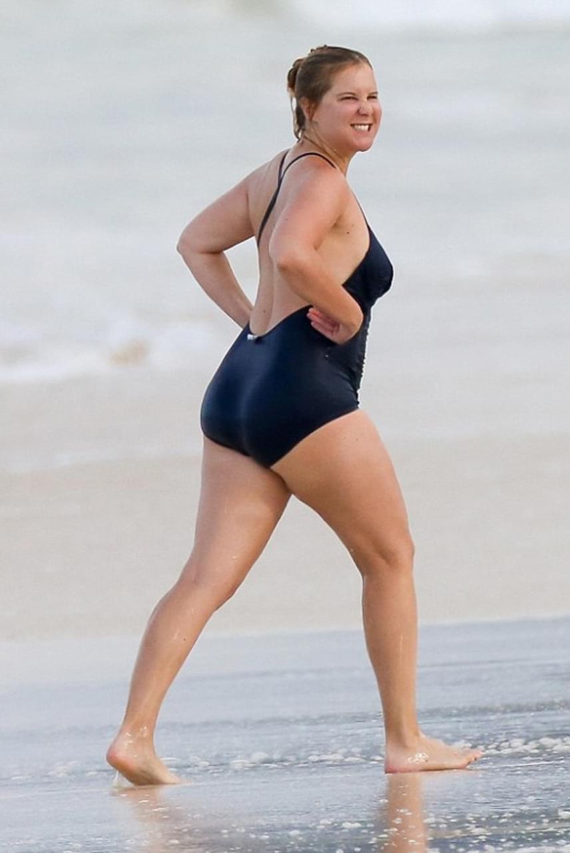 - Nem tartom magam plus size-nak. Így néz ki egy átlagos nő. Hollywoodban már mindenki olyan, mint egy beteges csontkollekció. Lassan ciki normálisnak lenni - nyilatkozta a Glamour magazinnak májusban.